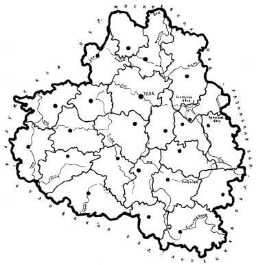 Тульской области (рис.